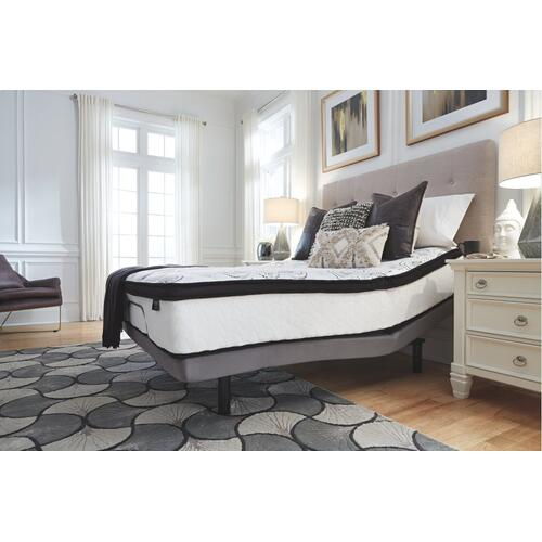 Chime 12 Inch Hybrid California King Mattress In A Box