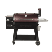 See Details - Mahogany Series 1000 Wood Pellet Grill