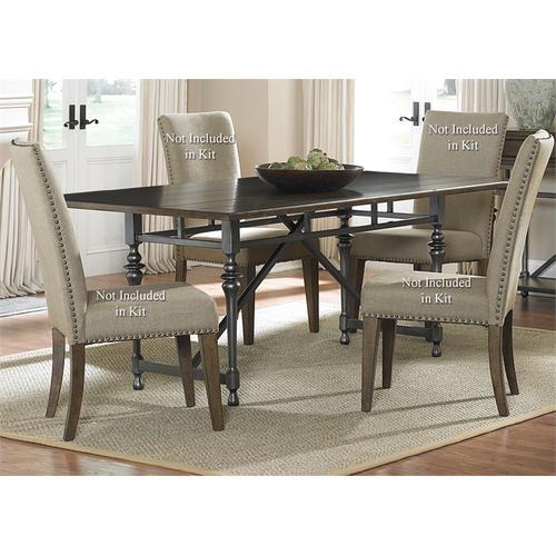 Liberty Furniture Industries - Rectangular Table Set