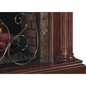 ASTORIA Wall Mantel with Firebox