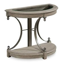 Arch Salvage Drew End Table Mist