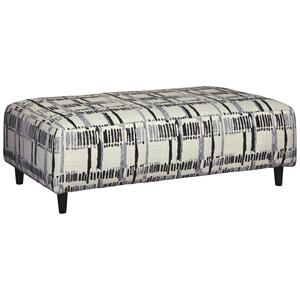 Kennewick Oversized Accent Ottoman
