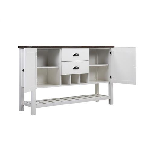 Mountain Retreat 2-drawer Server