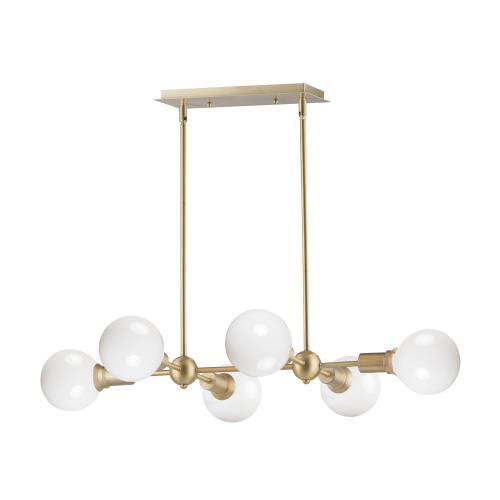 Molecule 6-Light Pendant