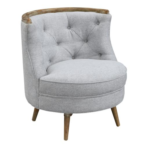 Emerald Home Janiece U3317-04-03 Swivel Accent Chair