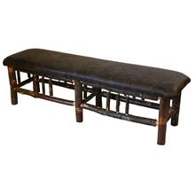 Bench - 60-inch - Standard Leather