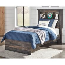 Drystan Twin Bookcase Bed