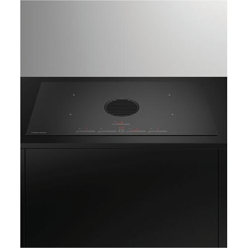 """Fisher & Paykel - Induction Cooktop, 36"""", 4 Zones with Integrated Ventilation"""