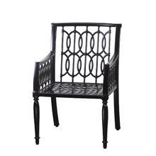 See Details - Manhattan Cushion Dining Chair