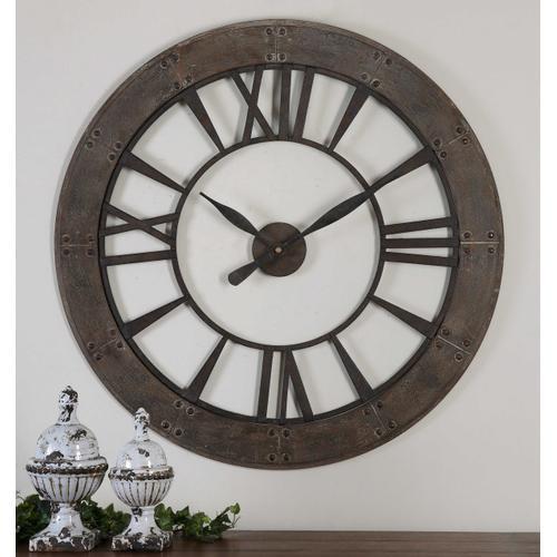 Uttermost - Ronan Wall Clock