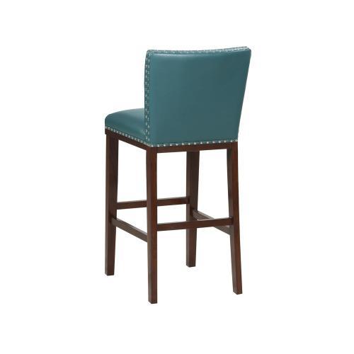 Tiffany KD Bar Chair, Peacock