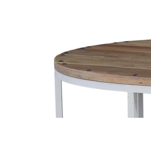 Urban Round Coffee Table 47''