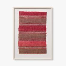 0325430005 Vintage Textile Wall Art