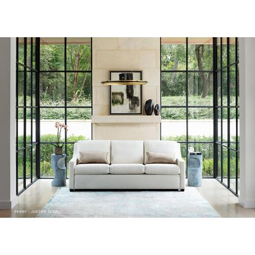 Perry Stylish Sleeper Sofa - American Leather