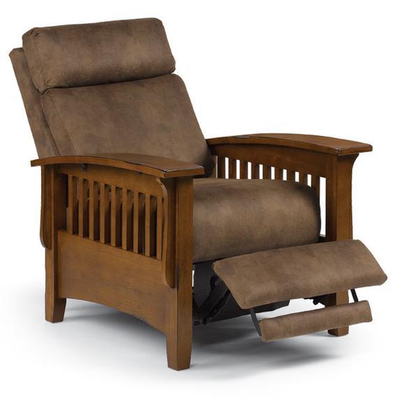 Best Home Furnishings - TUSCAN High-Leg Recliner
