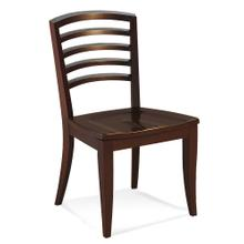 See Details - Model 27 Side Chair Wood Seat
