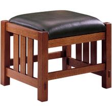 Cherry Footstool