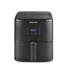 Kalorik 3.5 Quart Digital Air Fryer, Matte Black
