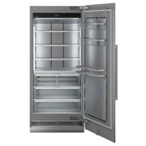 """Liebherr36"""" Refrigerator with BioFresh for integrated use"""