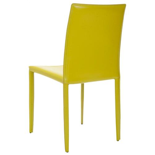Karna 19''h Dining Chair - Green