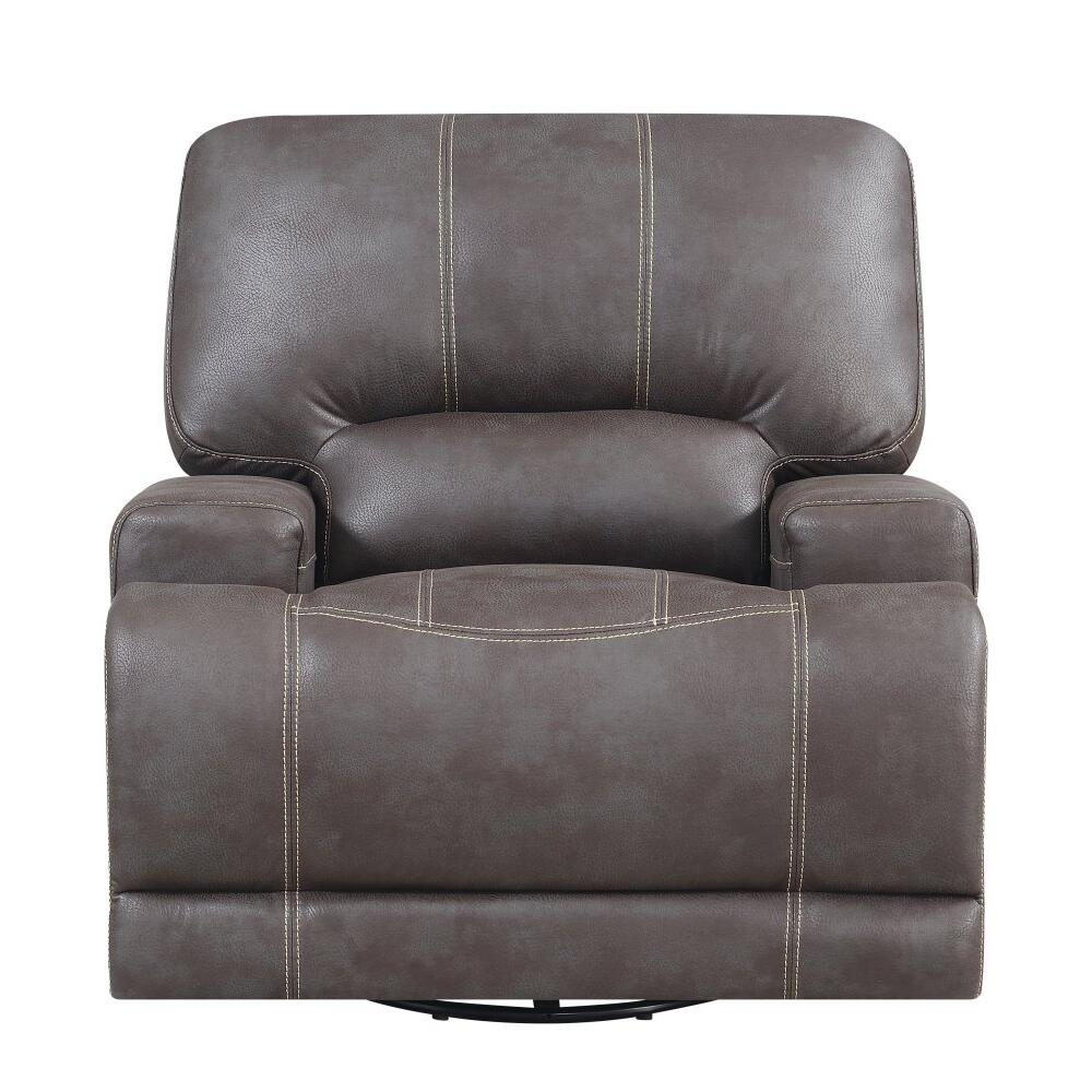 Emerald Home Highland U8058-04-04 Swivel Glider Recliner (copy)