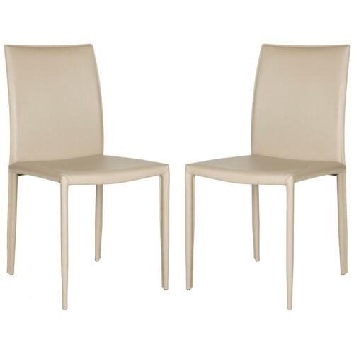 Karna 19''h Dining Chair - Light Grey