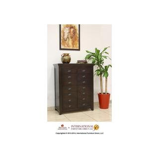 See Details - Apothecary Cabinet w/4 Drawers, 2 doors