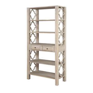 Gallery - 2 Drw Bookcase