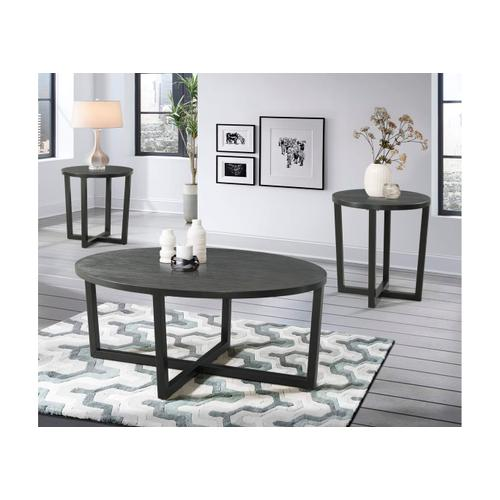 7585 Cocktail and End Table Set