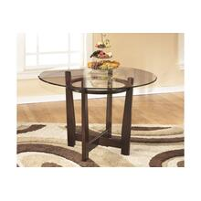 View Product - Charrell Round Dining Table