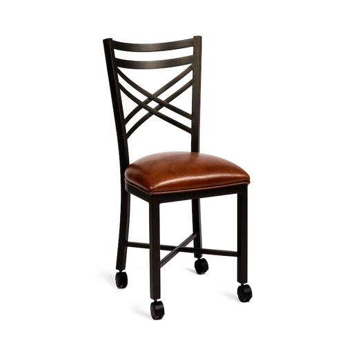Raleigh Chair W/ Casters
