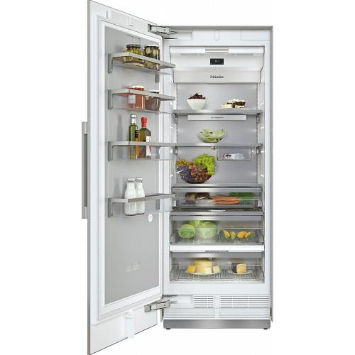 K 2811 SF MasterCool refrigerator For high-end design and technology on a large scale.