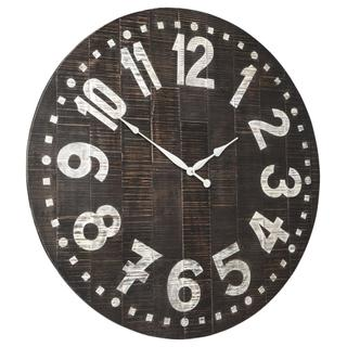 See Details - Brone Wall Clock
