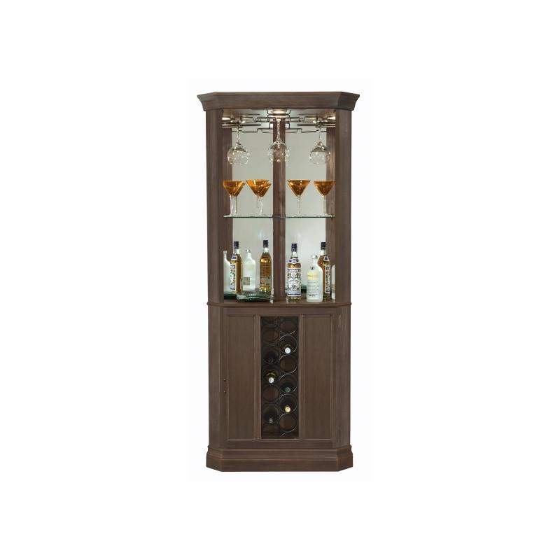 Piedmont IV Corner Wine & Bar Cabinet