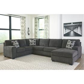 See Details - Ballinasloe 3-piece Sectional With Chaise