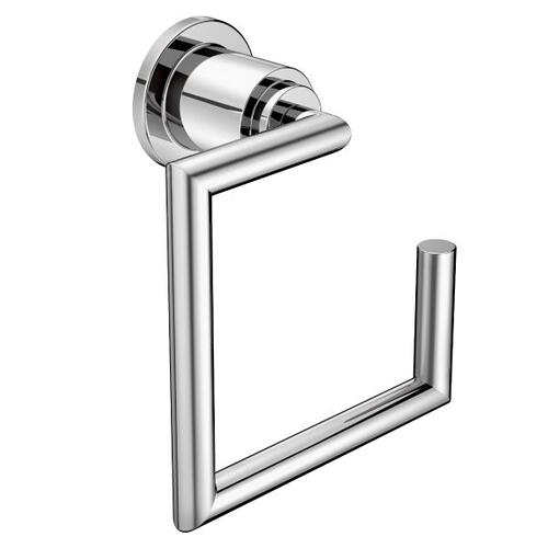 Arris chrome towel ring