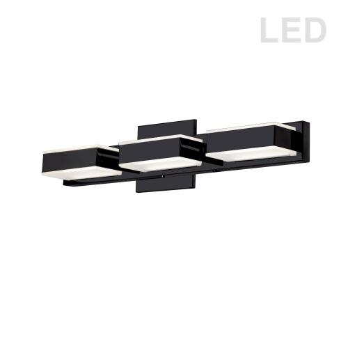 Product Image - 15w LED Wall Vanity, Matte Black Finish