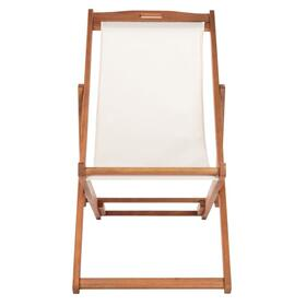 Loren Sling Chair - Beige/natural