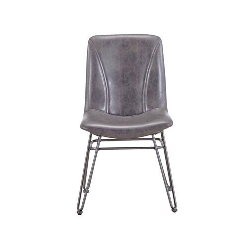 Derek PU Side Chair