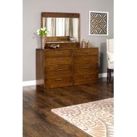 "Dovetail Dresser Mirror, Dovetail Dresser Mirror, 35 1/4""w Product Image"
