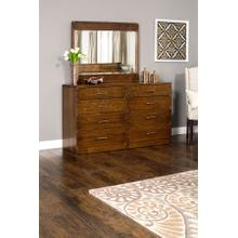 "Dovetail 8-Drawer Dresser, Dovetail 8-Drawer Dresser, 60""w"