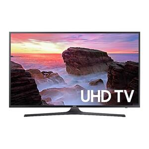 "Samsung Electronics65"" Class MU6300 4K UHD TV"