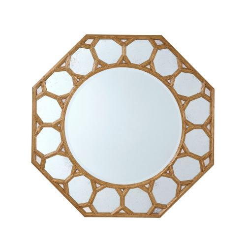 See Details - Esme Octagonal Wall Mirror
