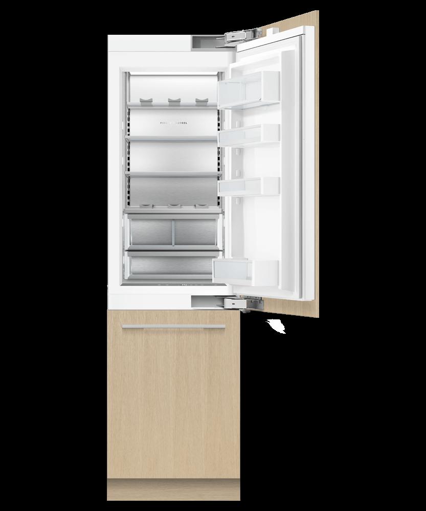 "Integrated Refrigerator Freezer, 24"", Ice & Water Photo #2"