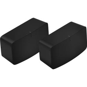 SonosBlack- Two Room Pro Set