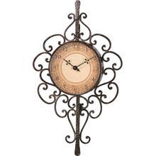 Coleccion Mis Flores Wall Clock