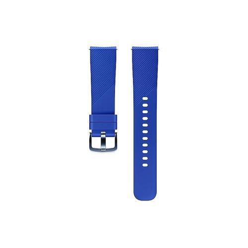 Silicone Band (20mm) Blue