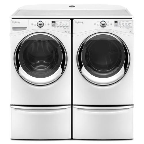 7.3 cu. ft. Duet® Steam Electric Dryer with Quad Dryer Baffles