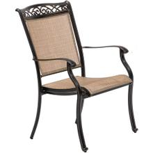 Set of 2 Fontana Sling Dining Chairs