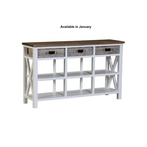 Capris Furniture - 755 Sofa Table